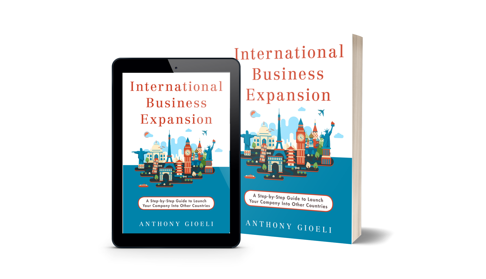 International Business Expansion Book